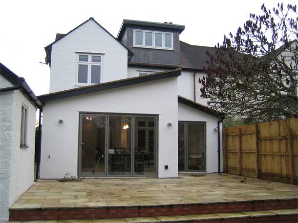 Single Storey Rear Extension And Internal Alterations To A