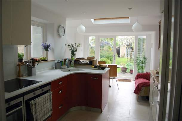 Garage Kitchen Conversion single storey rear extension, loft conversion and garage