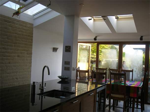 Kitchen Extension, Cambridge